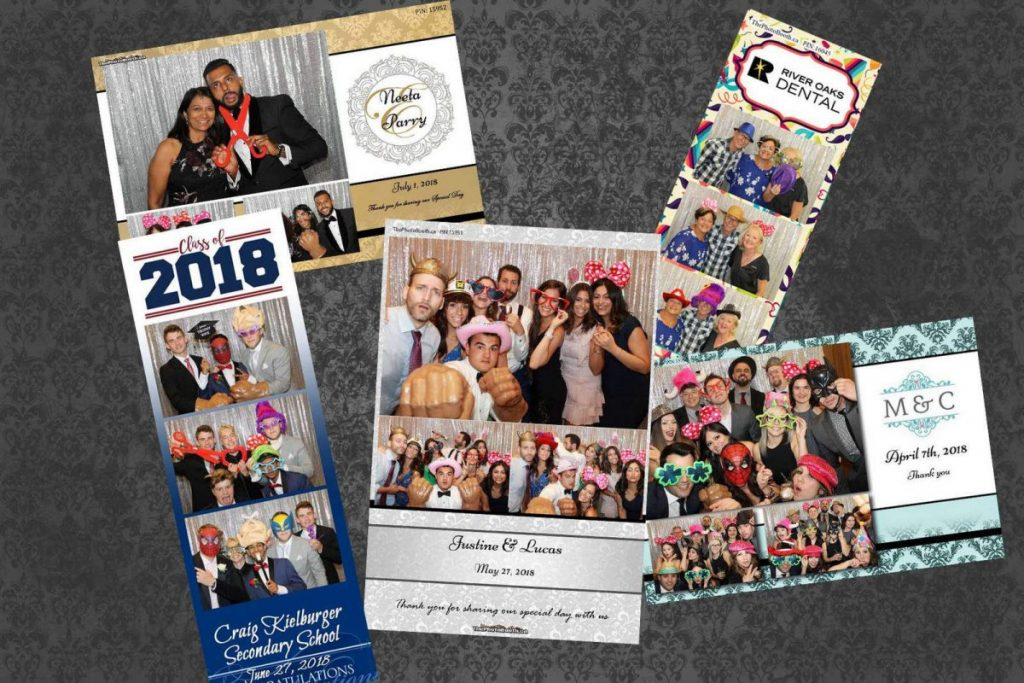 LayOutSamples - Photo Booth Rental Prices & Toronto, Mississauga, Hamilton & GTA