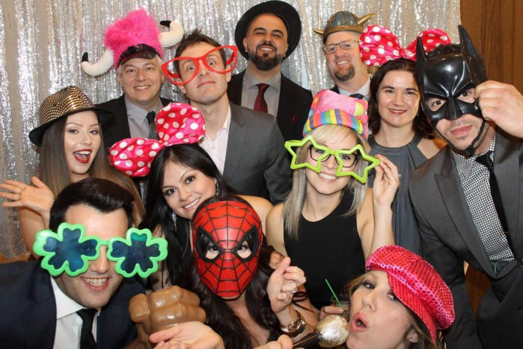 felicia's  Photo Booth Review
