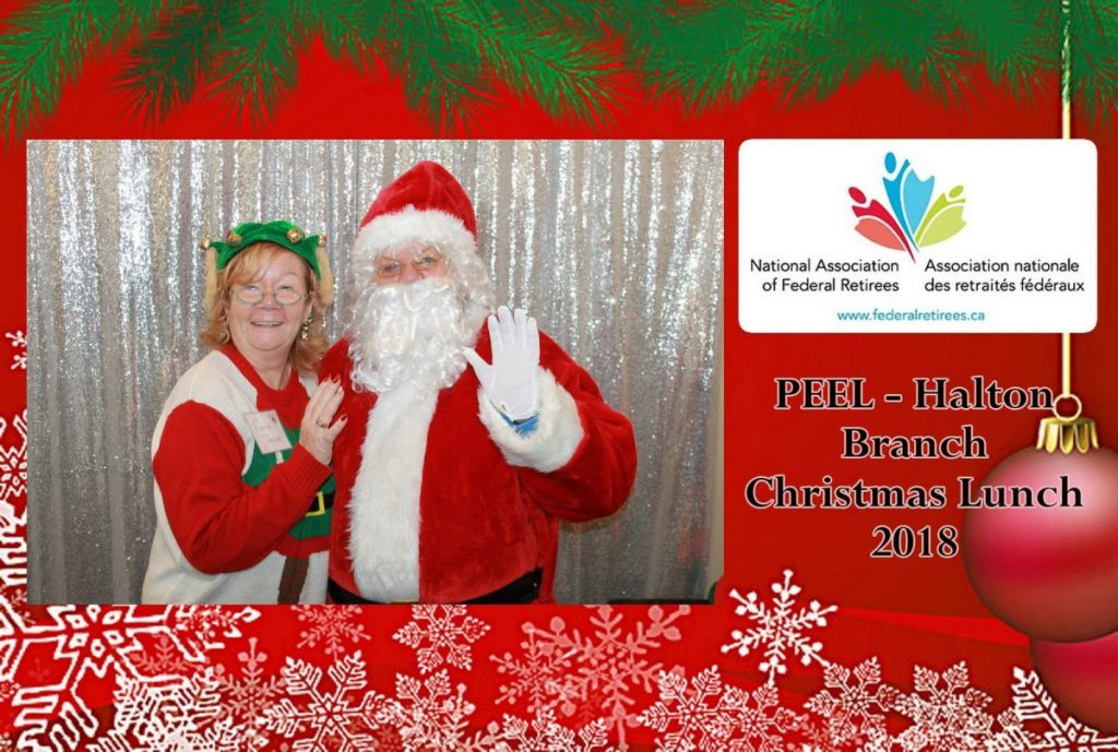 Another  Great Holiday Party with NAFA PEEL – Halton