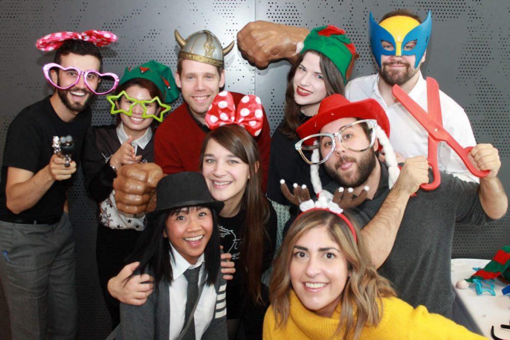 The Woodbridge Company Toronto Holiday Event