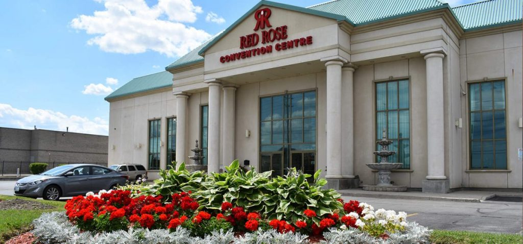 Red Rose Convention Centre DJ Service