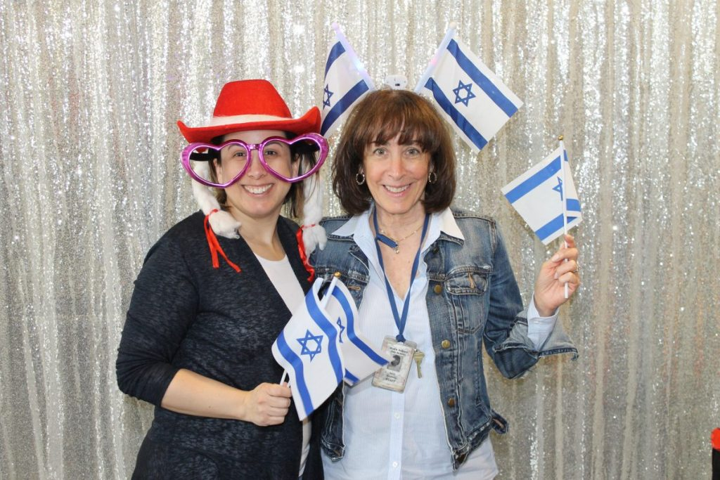 Yom Ha'atzmaut 2019 with Bialik / Centre Camp