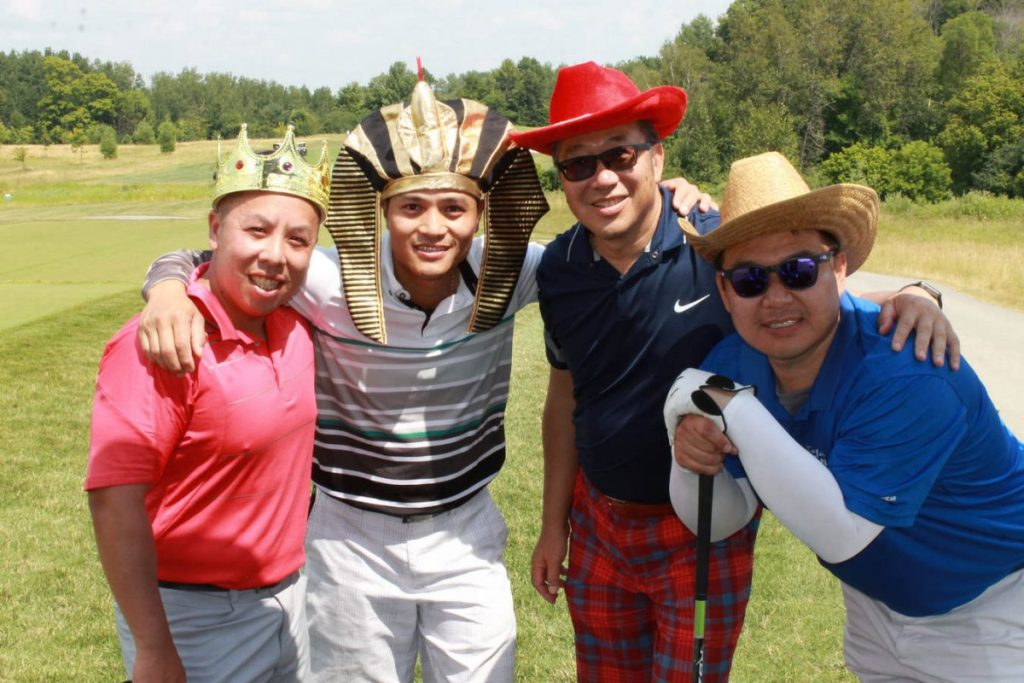 BBYO Golf Tournament at Leblovic Golf & Country