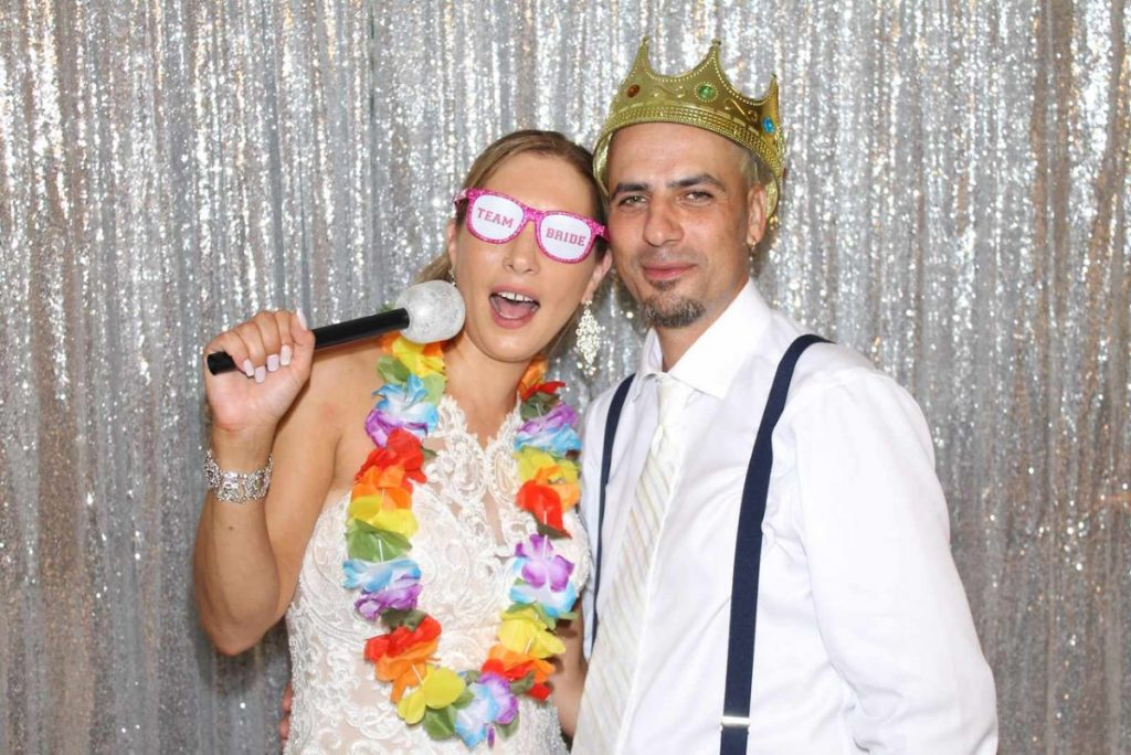 Martin & Vanessa Photo Booth Wedding