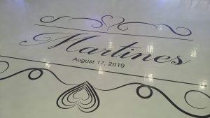 wedding Toronto Media Wall Background
