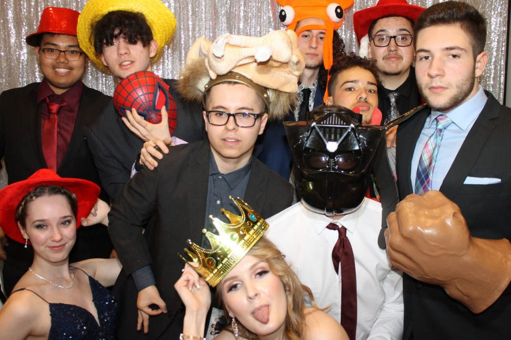 Prom & Grad Photo Booths