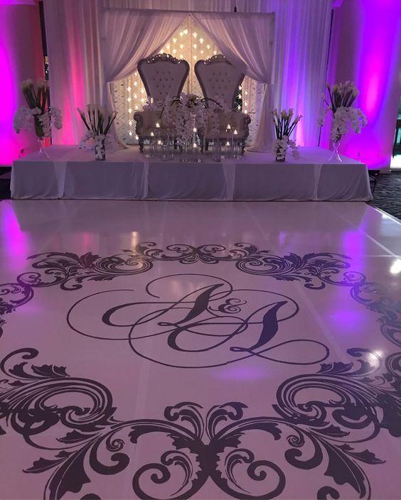 Wedding Wall Wrap Toronto